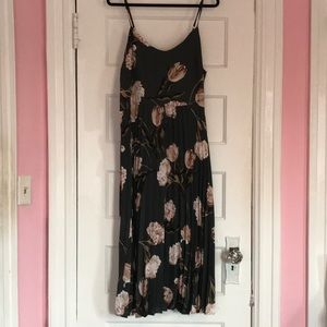 NWOT Target A New Day Plus Size Floral Dress